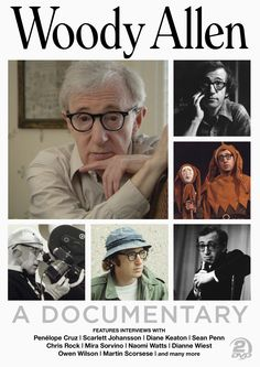 Woody speaks!... great doc,