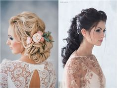 There are thousand of choices when it comes to bridalhairstyles, but every lady wants to be unique. From creative hairstyles with romantic, loose curls to formal wedding updos, these unique hairstyles would work gre...