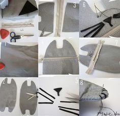 как сделать пенал своими руками