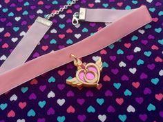 Sailor Moon Crisis Luna gargantilla