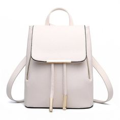 A proper schoolbag that comes in six pretty colors.