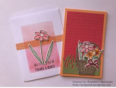 Hello spring basket bunch stampin up easter gift idea bussakorn mpelasoka stampin up demonstrator canberra i wanted to make a little gift for one of my team members shabana who often brings traditional negle Gallery