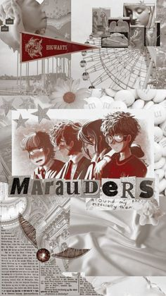 Marauders preferences & images - Introduction