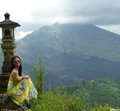 Mount Batur (Gunung Batur) in Kintamani, Bali, Indonesia is an active volcano which last erupted in 2000. This volcano is surrounded by Lake...