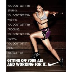 Nike quotes are so encouraging