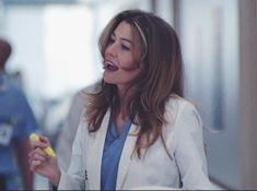 Meredith Grey Quotes, Meredith And Derek, Greys Anatomy Characters, Greys Anatomy Memes, Lexie Grey, Derek Shepherd, Meredith Grey's Anatomy, Merideth Grey, Ellen Pompeo