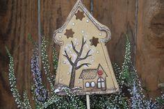Keramika u Lavender Advent, Diy And Crafts, Lavender, Clock, Christmas Ornaments, Holiday Decor, Pasta, Xmas, Decorations