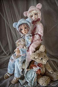 Dolls by Liz Frost