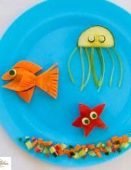 Underwater salad   Healthy Food Guide