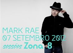 Zona 8 radioshow with guest Mark Rae