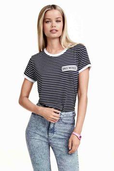 T-shirt rayé | H&M