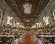 Richard Silver, New York Public Library