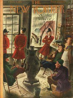 The New Yorker November 8 1952