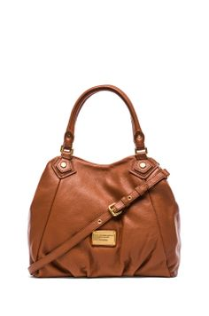 Marc by Marc Jacobs Classic Q Fran in Smoked Almond $448