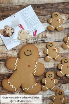 These lightly spiced gingerbread cut out cookies are perfect for children and adults who prefer a lighter gingerbread cookie.