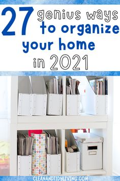 We've scoured the best organizing products on Amazon and the wider web to find the most revolutionary storage ideas, to give you the best of the best! Our list of best home storage products and cheap organization hacks. Home Organisation Tips, Organization Hacks, Organizing Your Home, Homemaking, Declutter, Clean House, Storage Ideas, Home Goods, Good Things