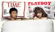 Magazine Cover Pillowcase