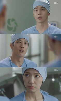 [Spoiler] 'Doctors' Kim Rae-won vs Park Shin-hye battle over Park Shin-hye @ HanCinema :: The Korean Movie and Drama Database