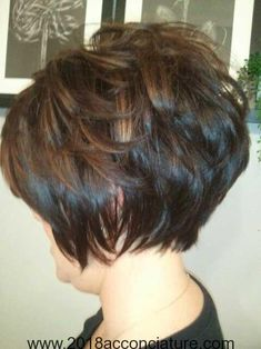 6.Bruna Taglio di capelli Corto