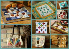 kezdő minták_képek2_resize Patchwork Designs, Techno, Quilts, Blanket, Holiday Decor, Diy, Home Decor, Decoration Home, Bricolage