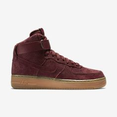 Nike Air Force 1 High Suede Women's Shoe. Nike.com