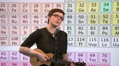 Scientist Helen Arney Sings A Fully-Updated Elements Song   Mental Floss UK