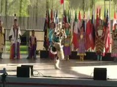 Flippin Amazing First Nations Hoop Dance