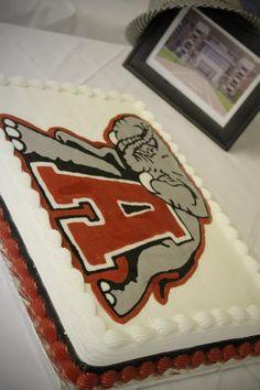 Alabama groom cake