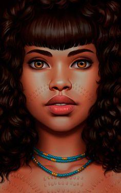 The Art Of Animation, Daniela Uhlig