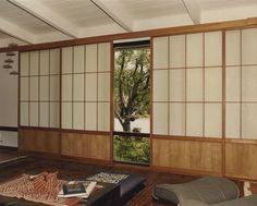 Painting of Shoji Screen Doors, Striking Asian Latticework for Traditional Asian Look Shoji Doors, Movable Walls, Shoji Screen, Bed Sheet Sets, Sliding Doors, Luxury Homes, Living Spaces, Family Room, Custom Design