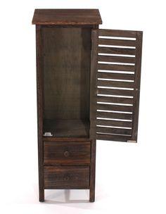 Interessant Charles Handpainted Vintage Sideboard   Vintage TH09