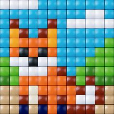 #pixelhobby #vosje