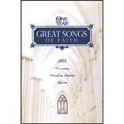 Wonderful idea! ... The One-Year Great Songs of Faith: 365 Devotions Based on Popular Hymns