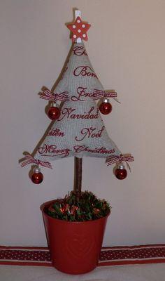 Las Telitas de Marisa: Detallitos navideños