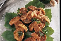Funghi impanati
