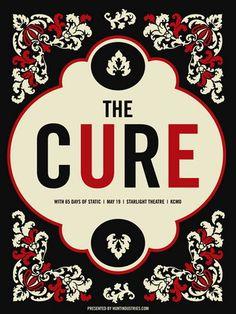 The Cure   Vahalla Studios.