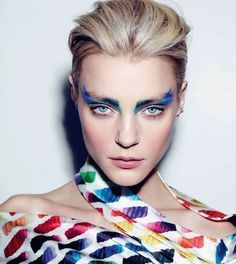 Jessica Stam By Dusan Reljin For L'express Styles, February 2014.