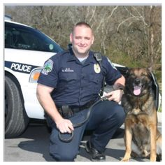 In memory of K9 Officer Rowban!