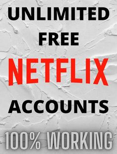 Get a FREE Netflix premium account The best way to get a FREE Netflix Account with username E-mail and password 2021 Updated every day ☑️ INSTRUCTIONS - Click the link - Follow All the steps (complete one offer) - Prepare Your popcorn 🍿🍿 Box Netflix, Codes Netflix, Netflix Account And Password, Netflix Shows To Watch, Netflix Time, Netflix Hacks, Watch Tv Shows, Netflix And Chill, Places