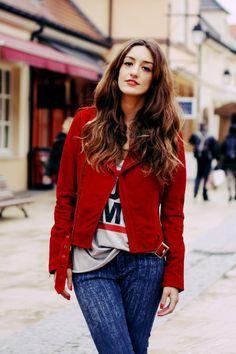Interview with French Fashion Darling Kenza Sadoun-El Glaoui Of Revue De Kenza
