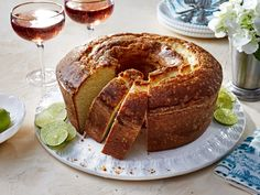 Nothing beats the rich, buttery flavor of a homemade pound cake recipe. Try our classic pound cake recipe or more flavorful pound cake recipes with fruits, spices, and nuts. You're bound to find a few new favorite pound cake recipes! Best Cake Recipes, Pound Cake Recipes, Dessert Recipes, Favorite Recipes, Lime Recipes, Party Recipes, Potluck Recipes, Spring Recipes, Bread Recipes