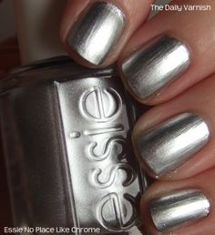 Essie No Place Like Chrome