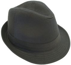 Private Island Party  - Classic Black Fedora Hat, $6.99   It used to be uncommon for a man to be outside without one of these hats over there head. However sadly those days are long gone, but that doesn't mean it has to be lost on you. classic style!