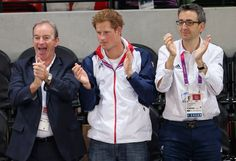 Prince Harry Photos - 2012 London Paralympics - Day 6 - Swimming - Zimbio