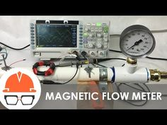 How to Measure Flow with Magnets - (Magnetic Flow Meters) - YouTube