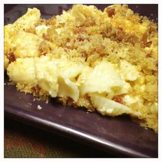 Thanksgiving recipe Mac n Cheese