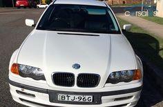1999 BMW 318i E46 Auto