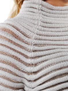 Home Decor ideas &Home Garden & Diy Knitting Paterns, Knitting Designs, Knitting Stitches, Knit Patterns, Baby Knitting, Knitting Machine, Knitwear Fashion, Knit Fashion, Crochet Shirt
