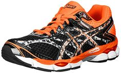 ccfd53f8be24 ASICS Men s GEL-Cumulus 16 Lite-Show Running Shoe Running shoe in  breathable mesh featuring printed overlays and lace-up closure Padded  tongue and collar ...
