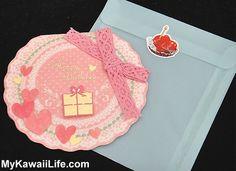 Sentimental Circus Surprise Gift Card from MyKawaiiLife.com